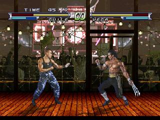 Screenshot Thumbnail / Media File 1 for Street Fighter - The Movie [NTSC-U]